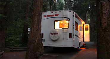 Credit Application Camping RV